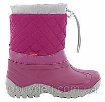 Детские сноубутсы для девочки Muflon 23-24 (15,0 см)