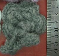 Цветы вязанные, фото 1