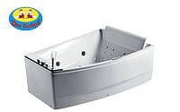 Ванна с Гидромассажем Volle 170*120 см. R,L   12-88-100