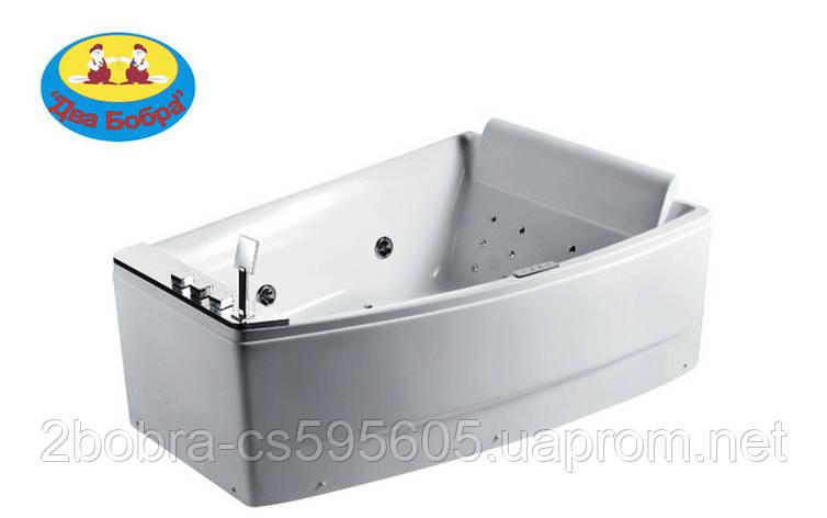 Ванна с Гидромассажем Volle 170*120 см. R,L | 12-88-100, фото 2