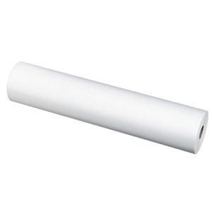 Простынь одноразовая белая 17-19 г/м2 ширина 800мм