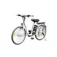 Электровелосипед FAMILY 2 Shimano Li-ion белый