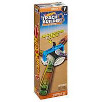 Приставка поворот Хот Вилс - Hot Wheels Track Builder Crash It Playset