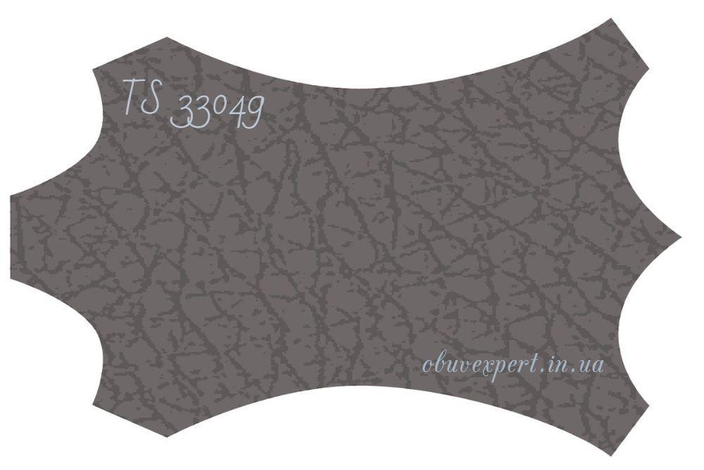 Краска TOLEDO SUPER 33049 grey/серый, спиртовая для кожи, 1L