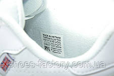 Белые кроссовки в стиле Reebok Classic Leather, White (Alter the Icons), фото 2