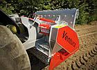 Мульчер лесной, измельчитель деревьев, лесной измельчитель, измельчитель пней  TPVD  (Ventura, Испания), фото 9