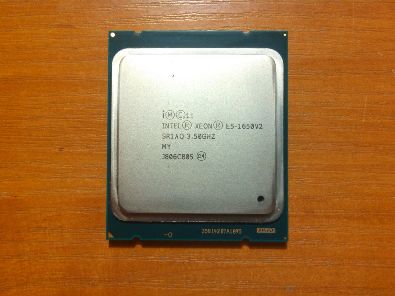 Intel Xeon E5-1650 V2 Новий!