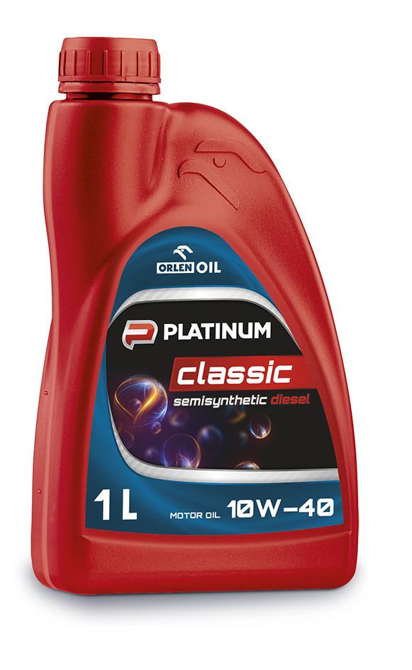 ORLEN Platinum Classic Diesel Semisynthetic 10W-40 1л