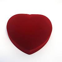 Футляр для ювелирных изделий (сердце большое для набора)