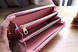 Гаманець Луї Вітон, Louis Vuitton monogram, шкіра, колір рожевий, фото 4