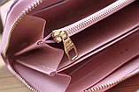 Гаманець Луї Вітон, Louis Vuitton monogram, шкіра, колір рожевий, фото 8