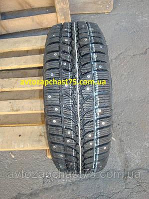 185/60R14 82T Кама 505 (шип), бескамерка (производитель Нижнекамский шинный завод, Россия)