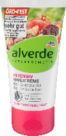 Органический интенсивный крем для рук alverde NATURKOSMETIK Intensiv Bio-Granatapfel & Karitébutter, 75 ml