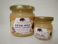 Крем-мёд цветочный
