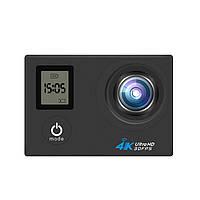 ✦Экшн-камера Lesko DV 4K H10 Black двойная камера с дистанционным управлением HD камера