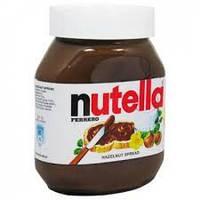 Шоколадное масло Nutella 600 гр