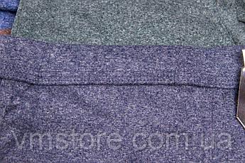 Трусы мужские Vericoh 188 однотонные на мягкой резинке , фото 2