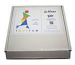 Деревянная головоломка Танграм, фото 2
