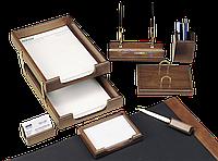 Настольный набор для  руководителя BESTAR 8259. Письменный набор руководителя. Элитные настольные наборы.