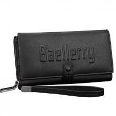 Портмоне BAELLERRY Guero S1393 Мужской стильный кошелек с ручкой