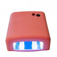 Сушилка для ногтей UV LAMP 818NEWK Лампа для маникюра и педикюра