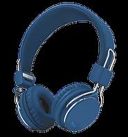 Портативные наушники с микрофоном trust urban ziva foldable blue (21823)