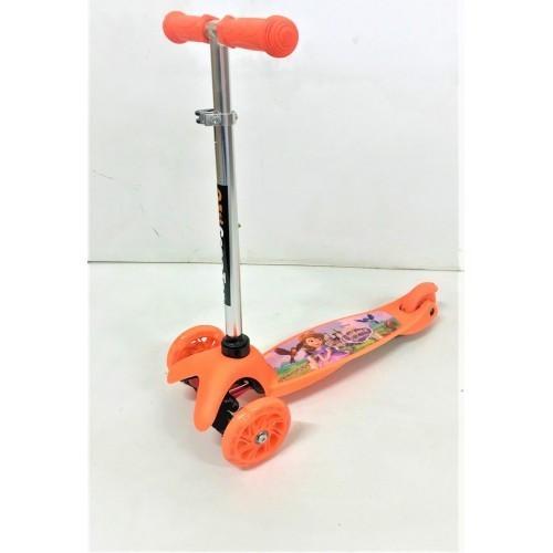 AL Toys Самокат Al Toys mini Scooter Orange (5411)