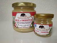 Мёд с соком имбиря