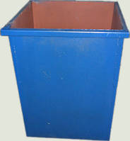 Контейнер для  сбора твердых бытовых отходов КТБО-1