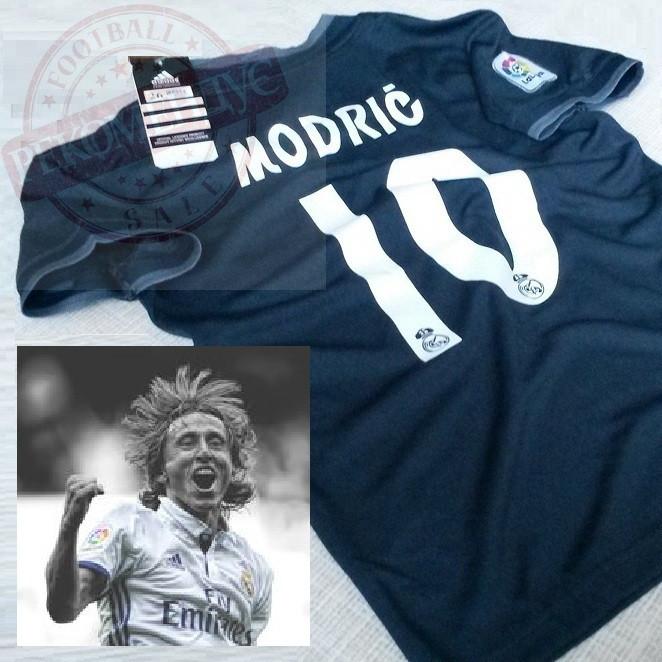 Детская футбольная форма  Реал (Мадрид) №10 Лука Модрич