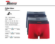 Мужские стрейчевые боксеры Марка «INDENA» АРТ.85037, фото 2