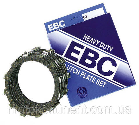 Диски сцепления фрикционные EBC CK1151, фото 2
