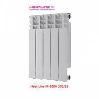 Алюмінієвий радіатор Heat Line M300-A 300/85