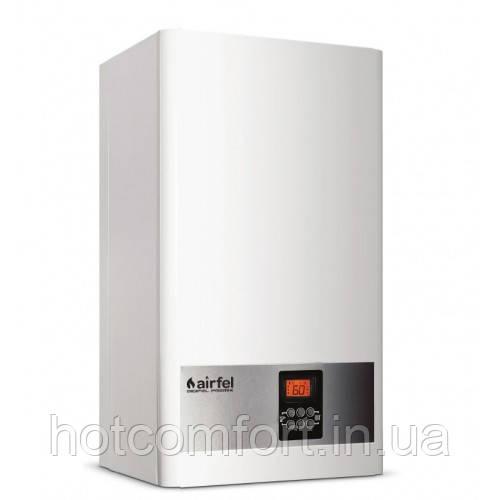 Газовий конденсаційний котел Airfel Digifel Premix СР1-25SP (двоконтурний, 24 кВт)