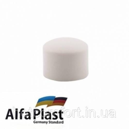 Заглушка 32 Alpha Plast