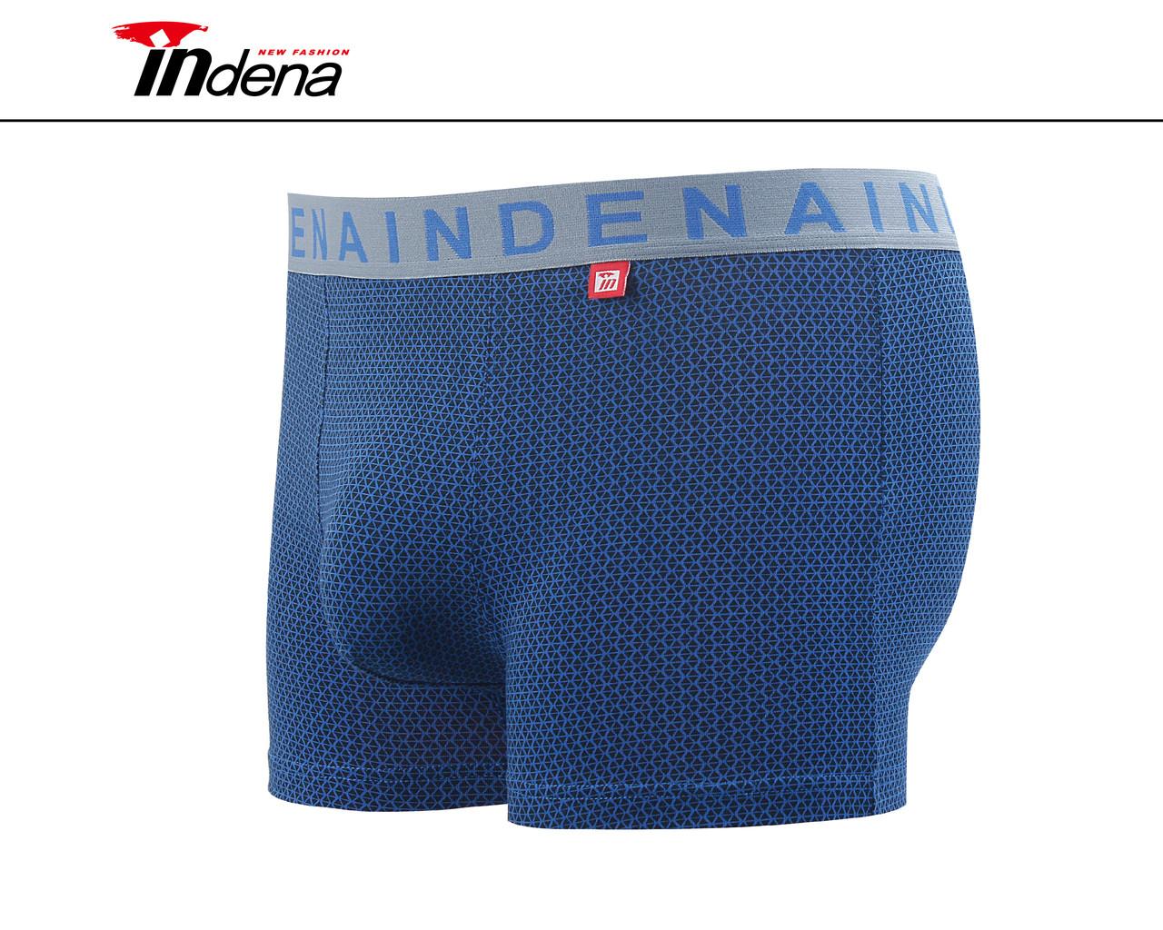 Мужские стрейчевые боксеры «INDENA»  АРТ.85046