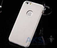 Чехол Mooke PU Case Apple iPhone 6, iPhone 6S White