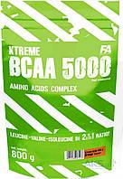 Аминокислота FA Nutrition Xtreme BCAA 5000 - 800g малина