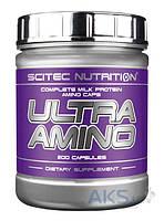 Аминокислота Scitec Nutrition Ultra Amino - 200 капсул