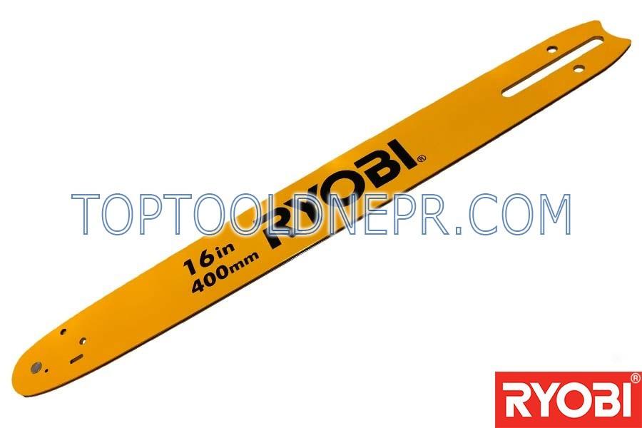 Шина для бензопилы 56 звеньев 1,3 Ryobi 3/8 RCS2040 RCS20402C фирменная