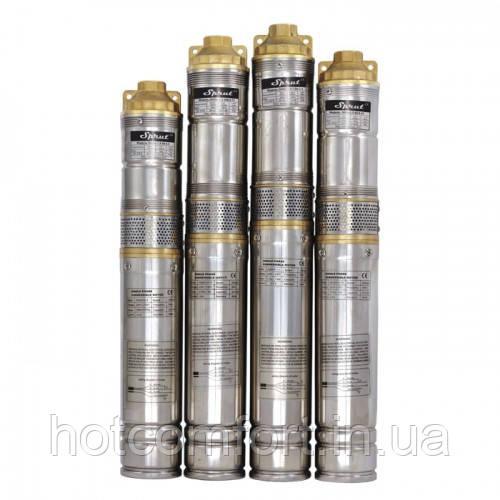 Насос скважинный Sprut QGDa 1.2-100-0.75 + пульт