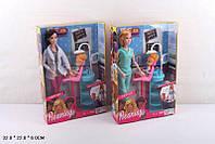 Кукла 29см CS699-19 дантист с аксес