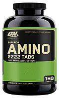 Аминокислота Optimum Nutrition Amino 2222 160 таблеток