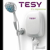Проточний водонагрівач TESY 5 кВт з душовою лійкою (IWH 50 X02 BA H)