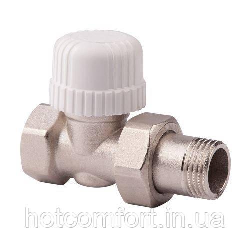 """Прямой термостатический вентиль ICMA 1/2"""" арт. 775"""