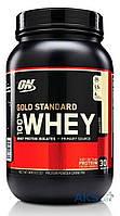 Протеин Optimum Nutrition Gold Standard 100% Whey - 909g клубника
