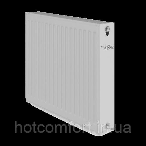 Сталевий панельний радіатор Aqua Tronic тип 22 500х1400 (бокове підключення)