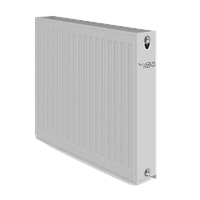 Сталевий панельний радіатор Aqua Tronic тип 22 500х400 (бокове підключення)