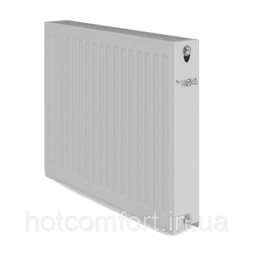 Стальной панельный радиатор Aqua Tronic тип 22 500х700 (боковое подключение)