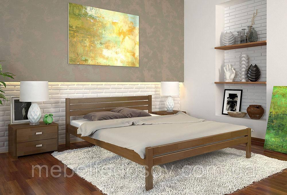 Ліжко дерево Роял полуторне 140 (Арбор)